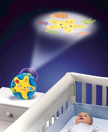 Fisher Price 费雪 Ocean Wonders Projector Soother 海洋奇观投影玩具