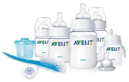 Philips 飞利浦 AVENT 新安怡 婴儿奶瓶礼品套装
