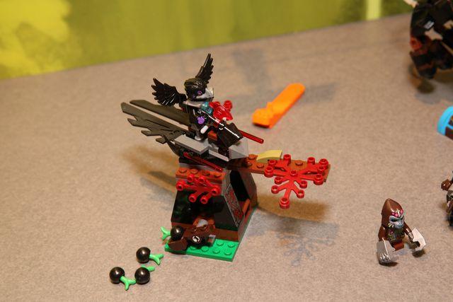 LEGO 乐高 Chima系列 猿金刚的猛猿攻击机 70008