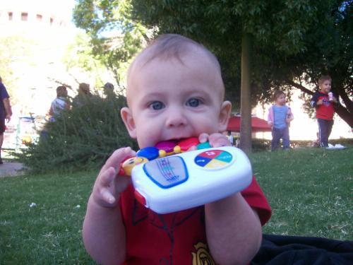 凑单品:Baby Einstein 小小爱因斯坦 宝宝音乐播放玩具