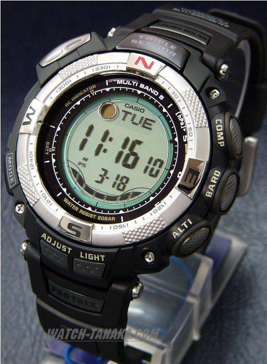 Casio 卡西欧 PAW1500-1V  登山系列 太阳能电波表