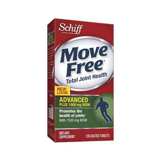 凑单品:Schiff Move Free 氨基葡萄糖 关节养护素(维骨力)