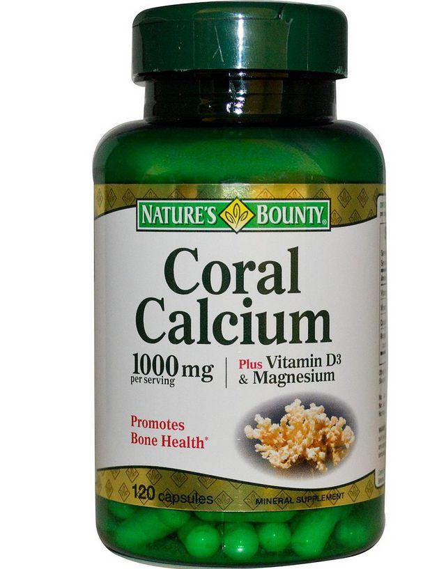 凑单品:Nature's Bounty 自然之宝  钙镁维生素复合营养胶囊(1000 mg 120粒)