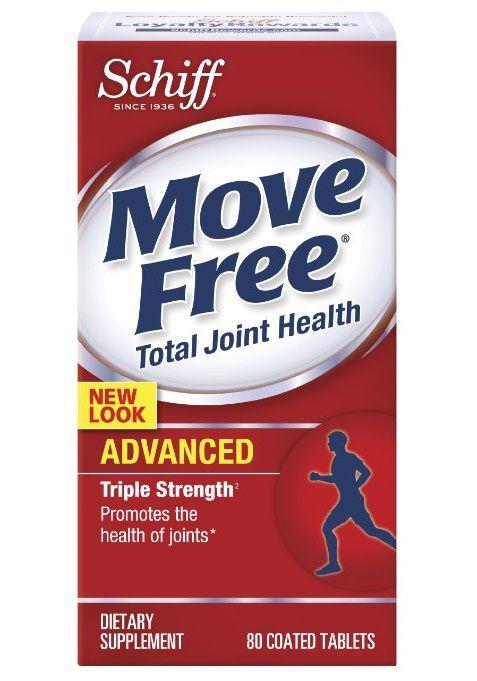Schiff Move Free 氨基葡萄糖 关节养护素 基本款(维骨力) 80粒